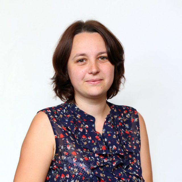 Оксана Володимирівна Дмитрик