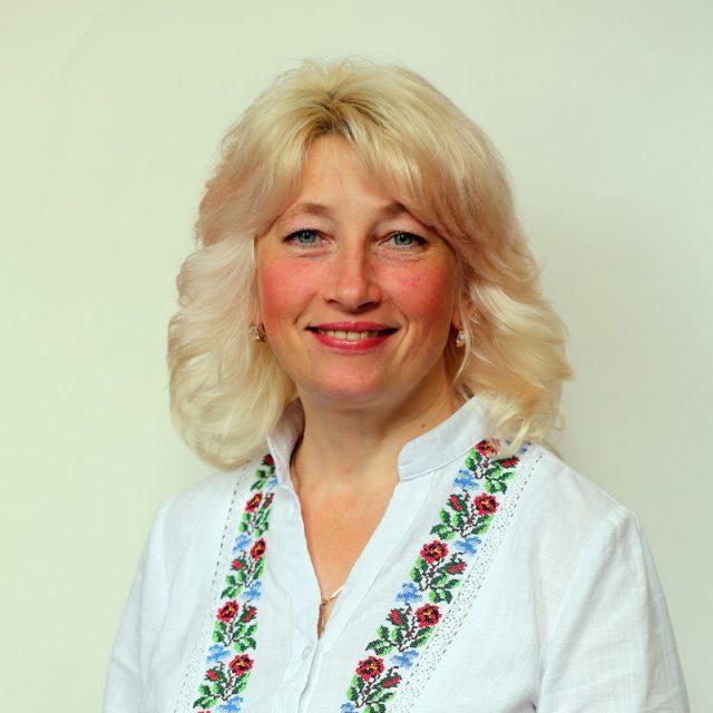 Оксана Богданівна Варваренко