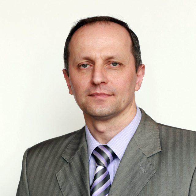 Степан Романович Мельник