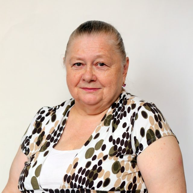 Галина Семенівна Кічура