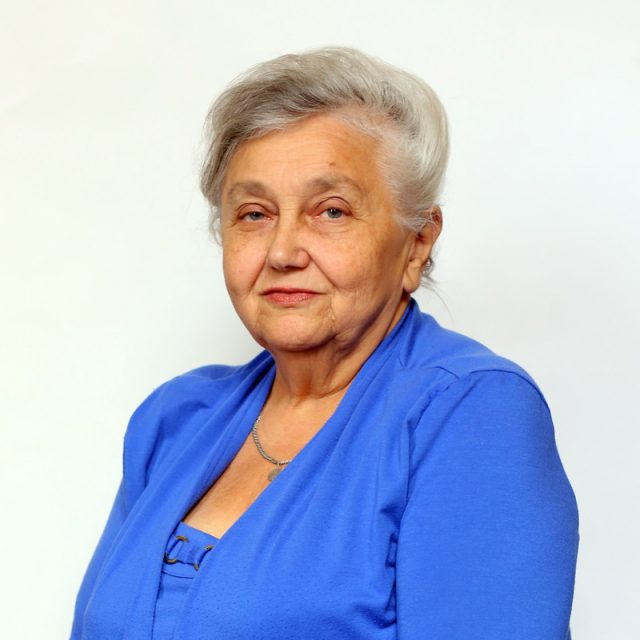 Віра Петрівна Параняк