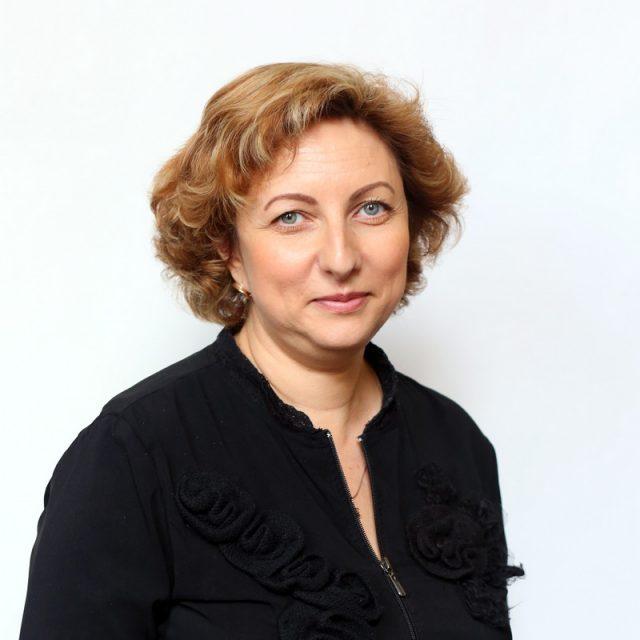 Лідія Степанівна Щур